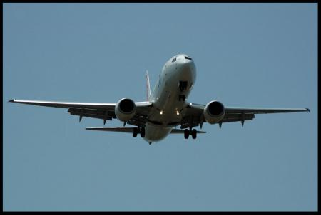 Una acción de alto vuelo