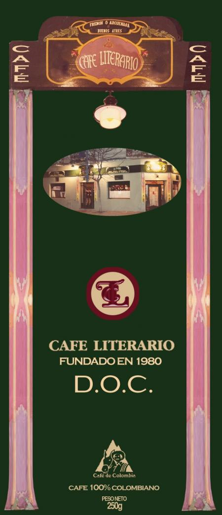La Real historia del Café Literario