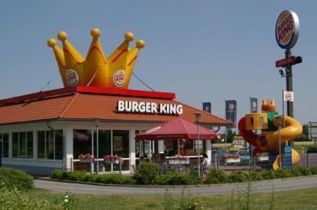 Burger King fue vendida