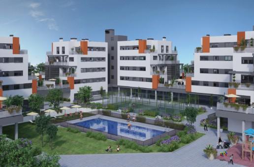 Promoción de viviendas en Barajas de Premier SA